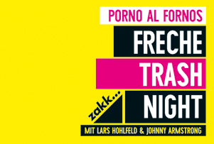 PORNO AL FORNOS FRECHE TRASH NIGHT