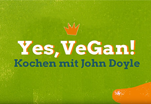 John Doyle Yes VeGan