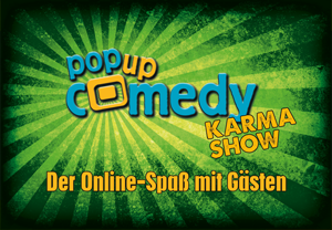Pop up Comedy Karma Show
