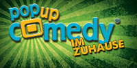 Pop up Comedy IM ZUHAUSE