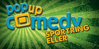 Pop up Comedy SPORTRING ELLER - Pfingstspecial