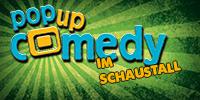 Premiere: Pop up Comedy IIM SCHAUSTALL