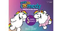 Pop up Comedy KARMA TICKET Pummeleinhorn-Edition